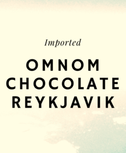 OMNOM Chocolate